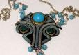 Кулоны <p>Дизайнерские кулоны с натуральными камнями - одно из самым популярных направлений в авторских украшениях.</p>