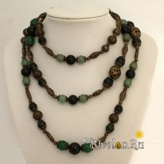 Ожерелье Нефритовая госпожа