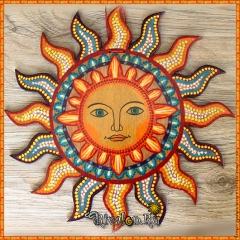 Солнышко - настенный амулет