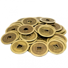 Монета бронзовая 2,3 см